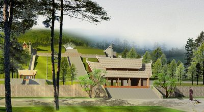Đền thờ Vua Hùng