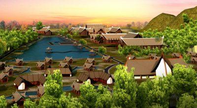 Làng Thiền Luy Lau – Luy Lau Meditation Village