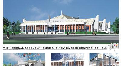 Nhà Quốc hội và hội trường Ba Đình mới – lần 1