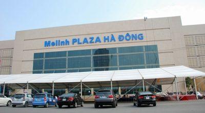 Trung tâm thương mại và dịch vụ tổng hợp Melinh Plaza Hà Đông