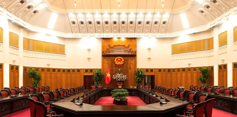 Nhà họp hội đồng chính phủ