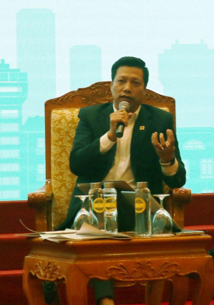 TS.KTS Tô Như Toàn – Chủ tịch Hội đồng quản trị – Tập đoàn Văn Phú Invest