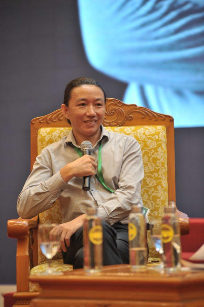 KTS Nguyễn Xuân Minh – Chủ tịch HĐQT Công ty Kiến trúc BHA