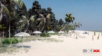 Hoa Nắng Camping Beach